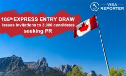 Express Entry draw issues invitations to 3,900 candidates seeking Permanent Residence