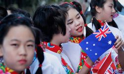 Australia Offers 10-Year Multi-Entry Visas to China Tourists