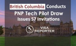 British Columbia Conducts PNP Tech Pilot Draw - Issues 57 Invitations