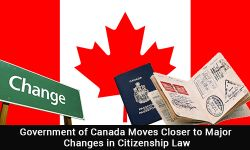 Canadian government to make major changes in its citizenship law