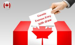 IRCC releases 36th Express Entry draw results