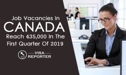 Job vacancies in Canada reach 435,000 in the First Quarter of 2019