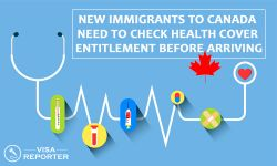 New Immigrants to Canada need to Check Health Cover Entitlement before Arriving