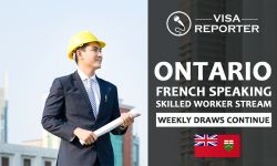 Ontario French Speaking Skilled Worker Stream: Weekly Draws Continue