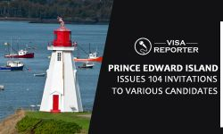 Prince Edward Island Issues 104 Invitations to Various Candidates