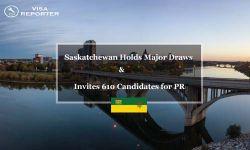 Saskatchewan Holds Major Draws and Invites 610 Candidates for PR