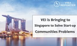 VEI is Bringing to Singapore to Solve Start-up Communities Problems